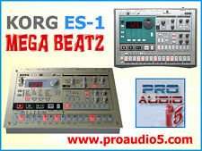 Korg Pro Audio Equipment