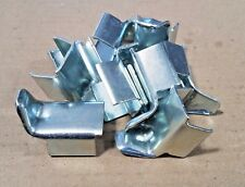 Snowmobile Track Guide Clips, Qty 10, for Rubber Molded Tracks 04-150-06