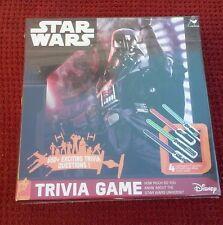 Star Wars Trivia Game Darth Vader Cover ~Brand-New~ Plastic Sealed Box 650+