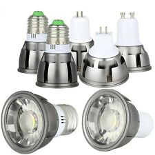 Dimmable LED Spotlight COB Bulb 12W 9W 6W MR16 GU10 GU5.3 E27 E26 Lamp XHG 027