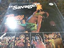 SAVAGE TIHATI'S south seas spectacular LP hawaii exotica Don the Beachcomber