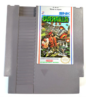 Guerrilla War ORIGINAL NINTENDO NES GAME Tested + Working & Authentic!
