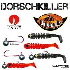 Neuer 12 cm DORSCHKILLER SET Fox Rage Spikey VMC BAITHOLDER 6//0 60 g 5+4
