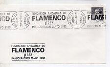 España Fundación Andaluza de Flamenco Jerez año 1988 (DY-248)