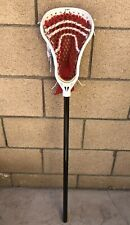 "Gait Lacrosse Stick db 6000 ALLOY 41"" Inch Black And Red"