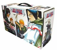 Bleach Box Set 1: Manga Volumes 1-21 Collection Gift Pack, Double sided poster