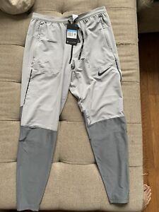 Nike Swift Running Pants - Men's Medium ~ $120.00 - CU5493 077 Grey White