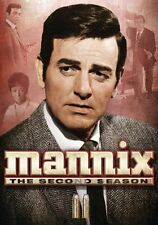 MANNIX THE SECOND SEASON 2  MIKE CONNORS  NEW SEALED 6-DISC DVD FREE SHIPPING