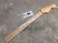Warmoth Modern Stratocaster Electric Guitar Neck Birdseye Maple