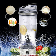 Portable Electric Shaker Vortex Blender Drink Cup Protein Nutrition Mixer  !