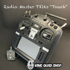RadioMaster TX16S Touch Transmitter Hall Sensor Gimbal **Plus Extras!!