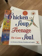 Chicken Soup For The Teenage Soul Board Game 1999