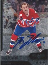 Montreal Canadiens GUY LAFLEUR Signed Card