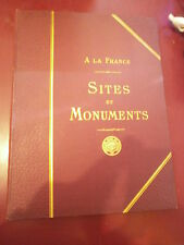 Sites & monuments Champagne & Ardennes Aube Marne Hte Vienne Wassy Reims Troyes