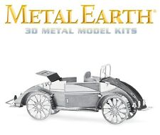 Fascinations Metal Earth Beach Buggy Classic Car Laser Cut 3D Model