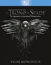 IL TRONO DI SPADE STAGIONE 4 5 BLU-RAY SIGILLATO - EDIZIONE ITALIANA HBO