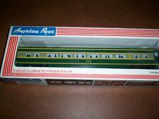 American Flyer Train # 4-9505 Erie Pullman Streamliner Passenger Car