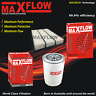 Maxflow® Suit Mitsubishi Pajero NS Di-D Turbo Diesel 4 Cyl 3.2L 4M41 Filter Kit