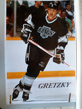 RARE WAYNE GRETZKY KINGS 1988 VINTAGE ORIGINAL NHL HOCKEY POSTER