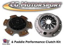 CG Motorsport 6 Paddle Performance Clutch Kit AUDI A3 20v 1.8i (2 Piece)