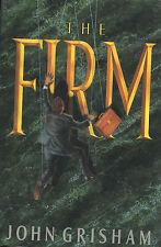 John Grisham  Signed  The Firm  3rd.  Printing 1991 VG