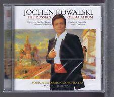 JOCHEN KOWALSKI CD NEW RUSSIAN OPERA ALBUM