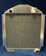 1934 plymouth aluminum radiator