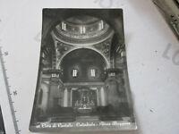 Carte Postale Vintage Città di Castello Cathédrale Autel (Perugia) Shipped 1957