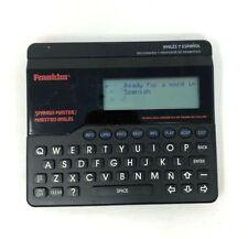Franklin SM-550 English/Spanish Translator