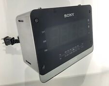 Sony Dream Machine Dual Alarm Large Display Clock Radio ICF-C414