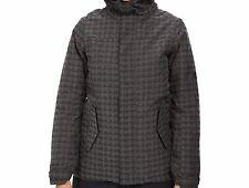 686 Women Paradise Snowboard Jacket (S) Black Puzzle Dobby