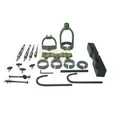 Mortising Attachment Kit 4 Bits Drill Press Tenon Joint