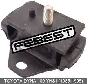 Front Engine Mount For Toyota Dyna 100 Yh81 (1985-1995)