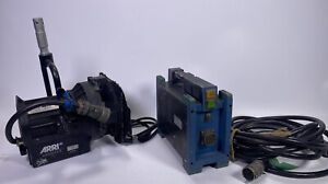 Arrisun 5 - 575w HMI with Arri ballast and header cable
