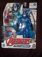 Hasbro Avengers Mech Strike captain america! Marvel action figure