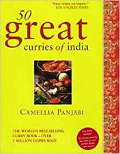 50 Great Curries of India, Very Good, Panjabi, Camellia Book