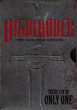 Highlander The Immortal Edition (1986) DVD Box Set