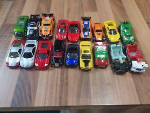 Cars Mixed Bundle Diecast Cars