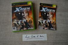 X-Men Legends II 2 l'avènement d'apocalypse sur XBOX première gén - FR TTBE
