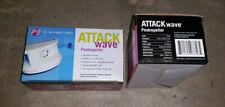 2qty Attackwave Pestrepeller Attack Wave P3 International P7816 NOS