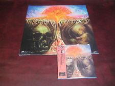 MOODY BLUES IN SEARCH OF CHORD AUDIOPHILE JAPAN REPLICA OBI CD + 180 GRAM LP SET