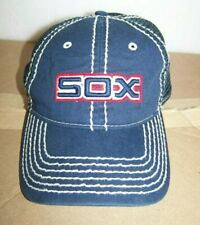 American Needle Cooperstown Chicago White Sox Snapback Hat Cap
