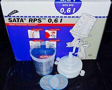 Sata Jet HVLP RP Spray Paint Gun RPS Cups 0,6liter 20oz 2cups