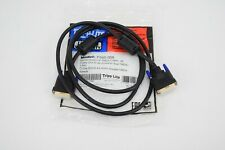 Tripplite P560-006 DVI-D Link TMDS Cable 6ft Gold Tipped Connector