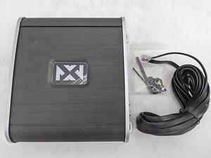 NVX VAD10001 1000-Watt RMS Monoblock Class D Amplifier -NR5723
