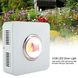 100W COB LED PLANT GROW LIGHT LAMP PANEL FULL SPECTRUM FLOWER VEG HYDROPONICS ❤