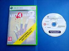 Left 4 Dead 2 - Xbox 360 - Copie Promo - Import UK - PAL