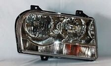 Right Side Replacement Headlight Assembly For 2005-2007 Chrysler 300 2.7L/3.5L