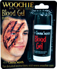 Woochie Hollywood Blood Gel 1 Oz Costume Make Up. DE26