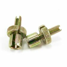 6MM Cable Adjusters Moped Pair Front Rear Brake Scooter Motobecane Sebring